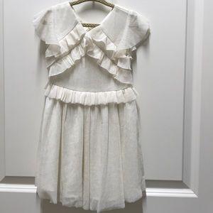 Joyfolie Harlow Dress In Cream